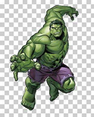 Hulk Comic Book Marvel Comics Marvel Cinematic Universe PNG