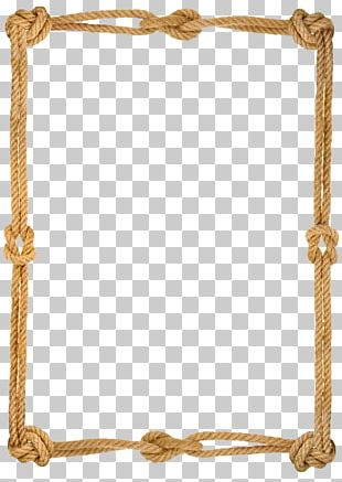 Rope Knot Hemp Knitting Woven Fabric PNG