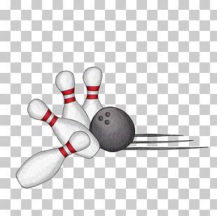 Bowling Pin Bowling Ball Ten-pin Bowling PNG