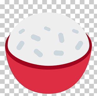 Emoji Toast Cooked Rice Food PNG