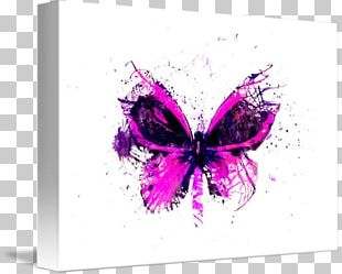 Butterfly Art Printmaking Graphic Design Printing PNG
