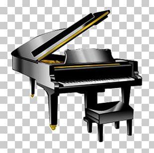 Piano Musical Keyboard PNG
