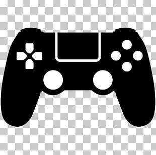 PlayStation 4 Joystick PlayStation 3 Game Controllers Computer Icons PNG