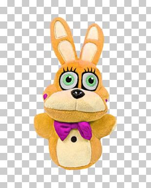 Five Nights At Freddy's: Sister Location Five Nights At Freddy's 4 Freddy Fazbear's Pizzeria Simulator Stuffed Animals & Cuddly Toys PNG