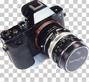 Digital SLR Camera Lens Photographic Film Single-lens Reflex Camera Mirrorless Interchangeable-lens Camera PNG
