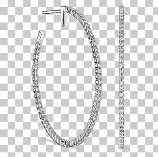 Earring Jewellery Necklace Chain Diamond PNG