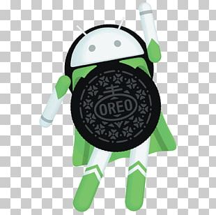 Android Oreo Operating Systems PNG