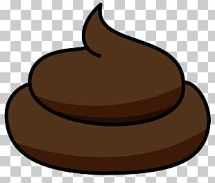 Feces Pile Of Poo Emoji Thumbnail PNG
