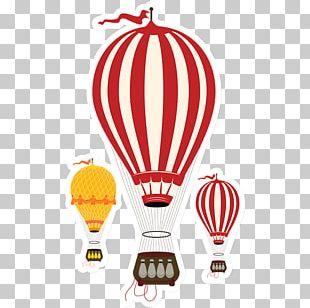 Hot Air Balloon Stock Photography PNG