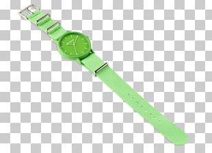 Watch Strap Bracelet Clock PNG
