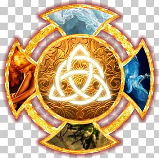 Classical Element Elemental Earth Fire Magic PNG
