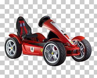 Ferrari FXX Ferrari S.p.A. Go-kart Car PNG