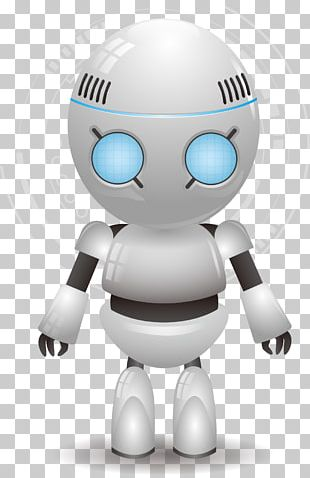 Robot Euclidean High Tech PNG