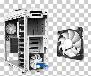 Computer Cases & Housings Nzxt Phantom 240 Tower Chassis Hardware/Electronic Personal Computer Computer Fan PNG