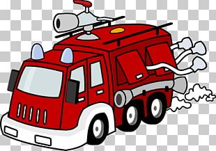 Fire Engine Fire Station Fire Department Firefighter PNG