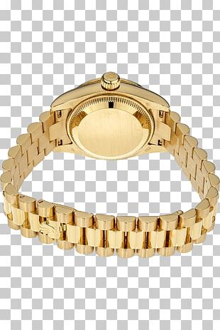 Rolex Datejust Jewellery Watch Strap Metal PNG