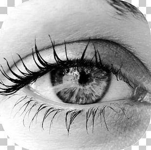 Human Eye Dry Eye Syndrome Black Eye PNG