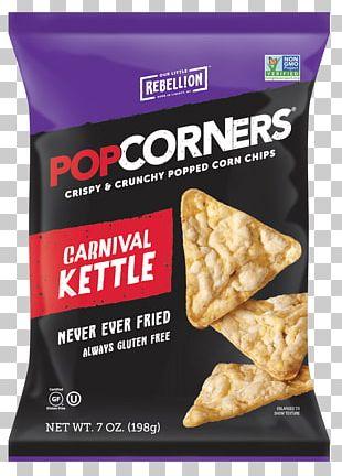 Popcorn Potato Chip Corn Chip Chips And Dip Salt PNG