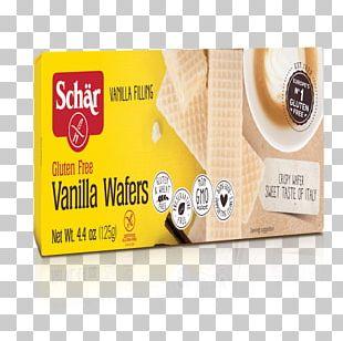 Biscuit Roll Wafer Vanilla Dr. Schär AG / SPA Gluten-free Diet PNG