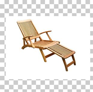 Garden Furniture Table Chair Chaise Longue Cushion PNG