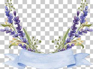 Lavender Paper Flower Purple PNG