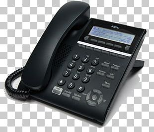 Telephone VoIP Phone Handset Business Mobile Phones PNG