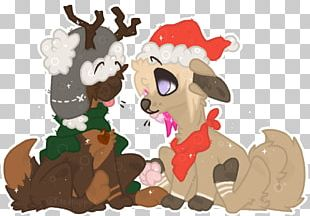 Reindeer Horse Cattle PNG