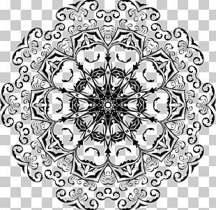 Floral Design Visual Arts Flower Line Art PNG