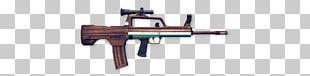 Gun Barrel Firearm Ranged Weapon Air Gun Tool PNG