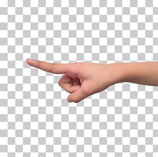 Thumb Fingerprint Hand Index Finger PNG