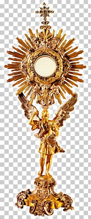 Monstrance Eucharistic Adoration Corpus Christi Eucharist In The Catholic Church PNG