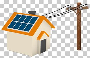 Energy Electricity Photovoltaic System Wind Power Electrical Grid PNG