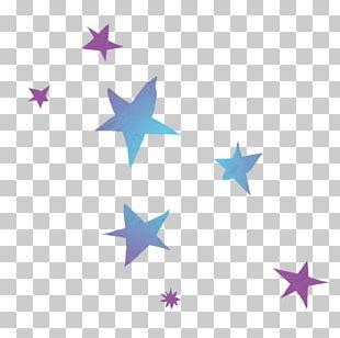 Paper Gold Star Yellow PNG