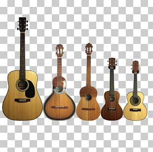 Ukulele Musical Instruments Acoustic Guitar Cuatro PNG