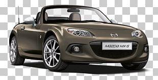 2013 Mazda MX-5 Miata Car Mazda6 Mazda CX-5 PNG