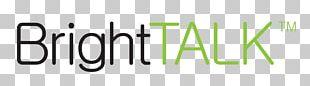 BrightTALK Organization Logo Business Webcast PNG