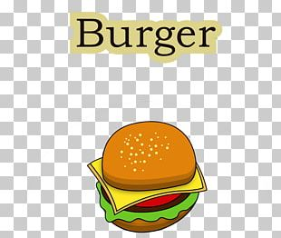 Hamburger Button Fast Food McDonalds Big Mac Menu PNG