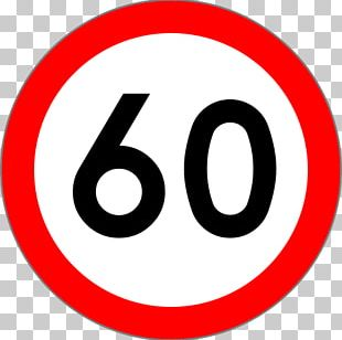 Speed Sign Traffic Sign Kilometer Per Hour Speed Limit PNG