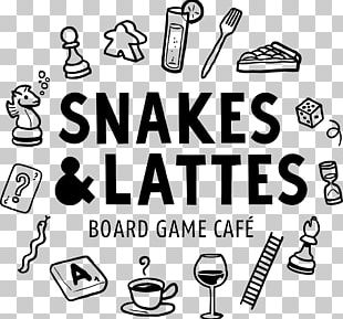 Snakes And Lattes Cafe Masala Chai Game PNG