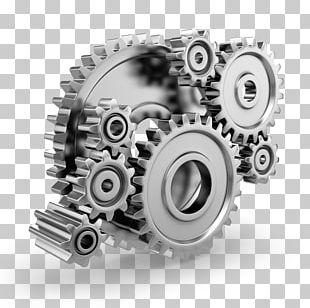 Gear Cutting Transmission Sprocket PNG