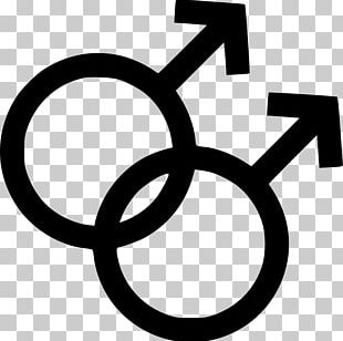 Gender Symbol Homosexuality Male PNG