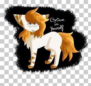 Horse Cat Dog Canidae Character PNG