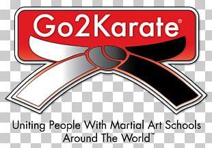 Logo Karate ATA Martial Arts Dojo Taekwondo PNG