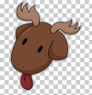 Moose Video Game Game Programming Antler PNG