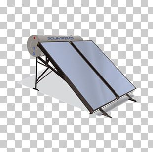 Solar Water Heating Thermosiphon Solimpeks Solar Energy PNG