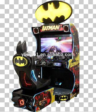 Batman Crazy Taxi Arcade Game Racing Video Game PNG