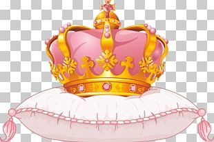 Crown Pillow Stock Photography PNG
