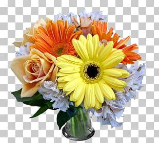 Flower Bouquet Name Day Birthday PNG