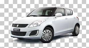 Suzuki Swift Car Maruti Suzuki Dzire PNG