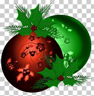 Christmas Ornament Bombka PNG
